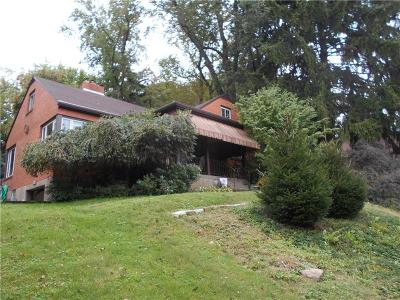 Forest Hills Boro Single Family Home For Sale: 316 Washington Rd.