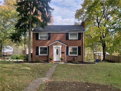 Forest Hills Boro Single Family Home For Sale: 101 Hazel Place