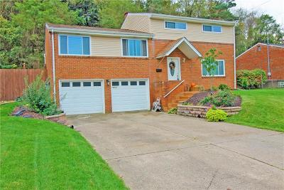 North Huntingdon Single Family Home For Sale: 13610 Saint Clair Dr