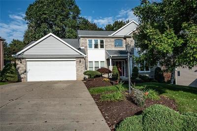 Level Green Single Family Home Contingent: 6212 Antler Hill Dr