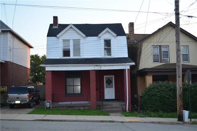 Swissvale Single Family Home For Sale: 2216 Milligan Ave