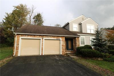 Single Family Home For Sale: 2408 South Ridge Place