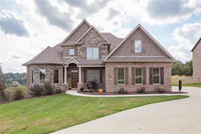 Murrysville Single Family Home For Sale: 4101 Fernhurst Ct