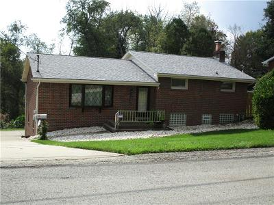Penn Hills Single Family Home Contingent: 145 Lucille Dr