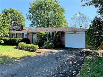 Greensburg, Hempfield Twp - Wml Single Family Home Contingent: 710 Courtview Drive