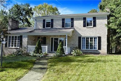 Wilkins Twp Single Family Home For Sale: 220 Harwick Drive