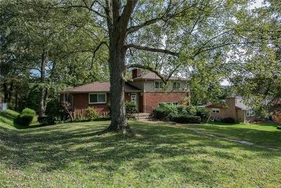 Murrysville Single Family Home For Sale: 3339 Woodland Drive