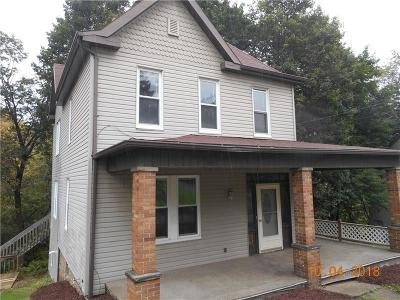 North Huntingdon Single Family Home For Sale: 1090 Brownstown Road