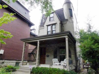 Shadyside Single Family Home Contingent: 250 Emerson St