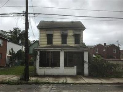 Single Family Home Sale Pending: 208 Pattison Street