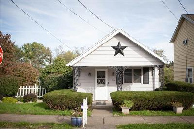 Single Family Home For Sale: 129 Center Ave