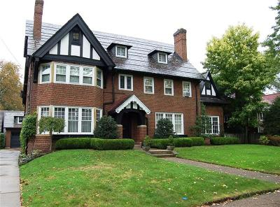 Squirrel Hill Single Family Home Contingent: 5837 Solway St