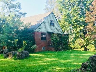 Single Family Home For Sale: 12106 Center Street