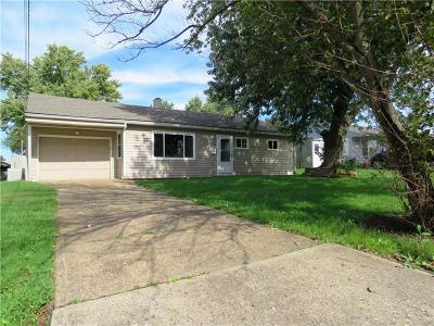 Westmoreland County Single Family Home For Sale: 10905 Carlson Street