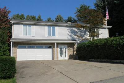 Greensburg, Hempfield Twp - Wml Single Family Home For Sale: 239 Shelby Drive