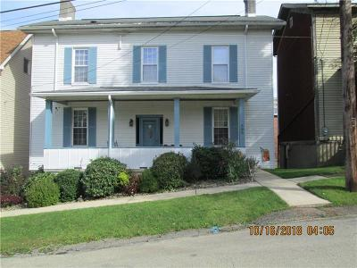 North Huntingdon Single Family Home For Sale: 585 Westmoreland Avenue