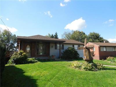 North Huntingdon Single Family Home For Sale: 350 Marbury Dr