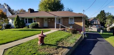 Irwin Single Family Home For Sale: 1916 Highland Ave