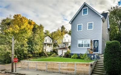 Verona Single Family Home For Sale: 863 High Street