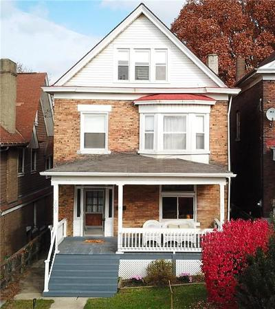 Swissvale Single Family Home Contingent: 2003 Delaware Ave
