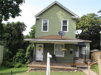 Jeannette Single Family Home For Sale: 611 Highland Ave