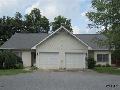 Somerset Boro Townhouse For Sale: 145,149 Marker Drive