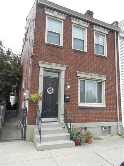South Side PA Single Family Home Sold: $255,807