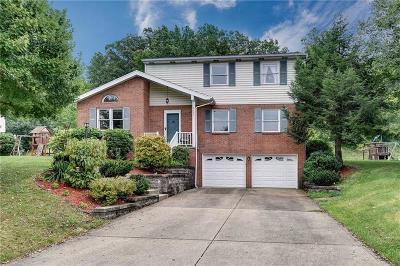 Murrysville Single Family Home For Sale: 4205 Summervale Court