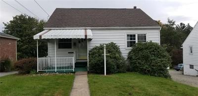 Irwin Single Family Home Contingent: 1826 Highland Ave