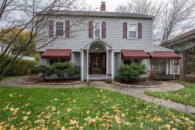 Wilkins Twp Single Family Home For Sale: 112 Sunset Dr