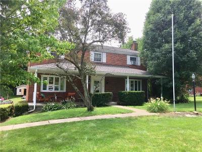 Murrysville Single Family Home For Sale: 35 Buena Vista Dr
