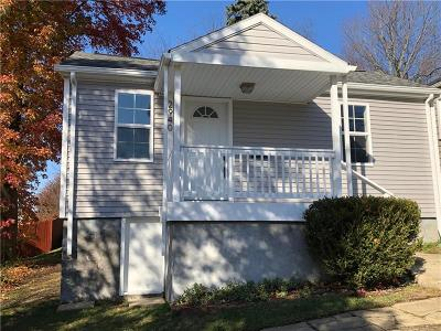 Bethel Park PA Single Family Home Sold: $118,000