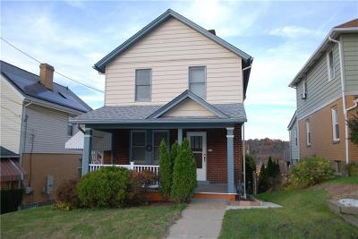 Trafford Single Family Home For Sale: 806 5th St