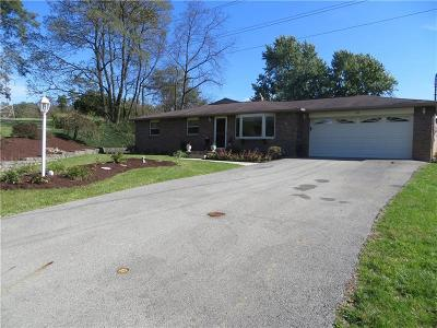 Westmoreland County Single Family Home Contingent: 155 Russell Drive