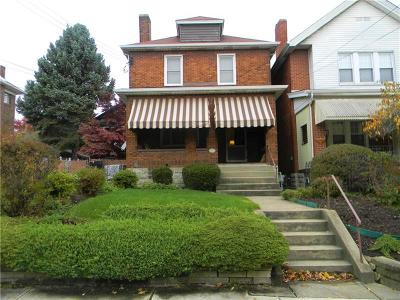 Swissvale Single Family Home Contingent: 7131 Michigan Ave