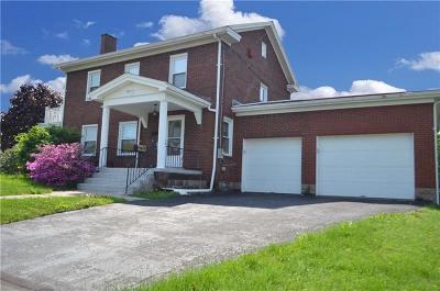Jeannette Single Family Home For Sale: 812 N 1st Street