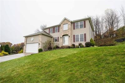 Murrysville Single Family Home For Sale: 2265 Justin Ct
