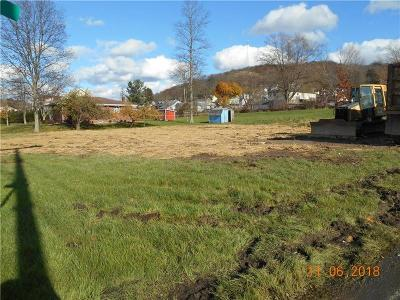 Somerset/Cambria County Residential Lots & Land For Sale: 151 W Main Street