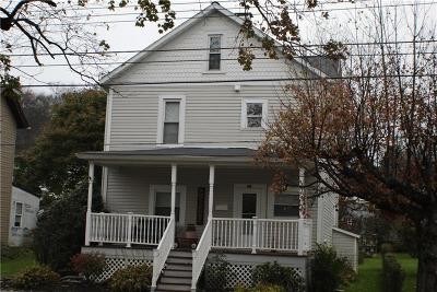 Somerset/Cambria County Single Family Home For Sale: 847 Main Street