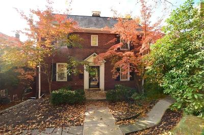 Squirrel Hill Single Family Home Contingent: 5430 Kipling Rd