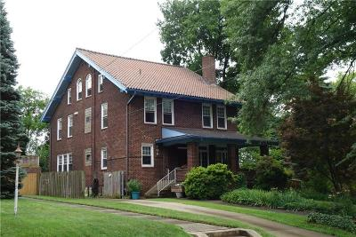 Edgewood Single Family Home For Sale: 206 Maple Ave