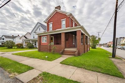 Single Family Home For Sale: 839 W Washington
