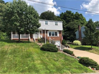 Murrysville Single Family Home For Sale: 3333 Shady Drive