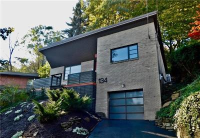 Forest Hills Boro Single Family Home For Sale: 134 Fairfax Rd