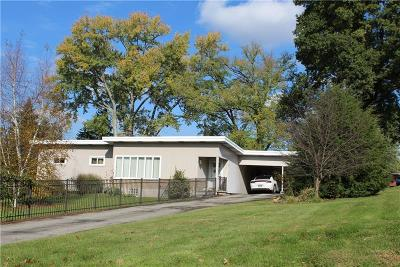 Single Family Home For Sale: 717 Farview Dr