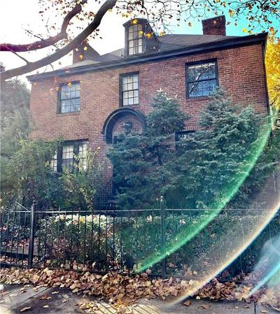Shadyside Single Family Home Contingent: 522 Roslyn Place