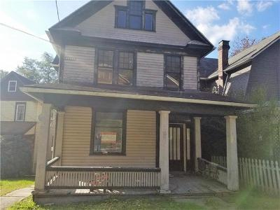 Somerset/Cambria County Single Family Home For Sale: 1024 Ash Street