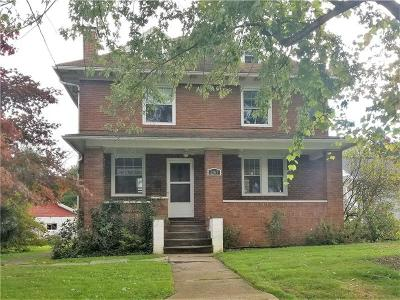 Somerset/Cambria County Single Family Home Contingent: 1207 Luzerne Street, Ext
