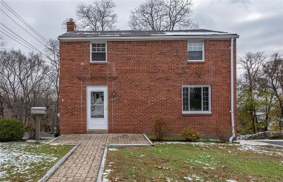Wilkins Twp Single Family Home For Sale: 987 Elizabeth St