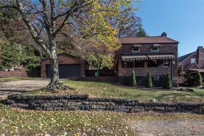 Turtle Creek Single Family Home Contingent: 412 Monroeville Ave